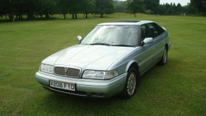 09.06.18 Rover 825 Sterling fastback 022