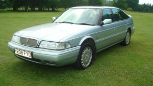 09.06.18 Rover 825 Sterling fastback 035
