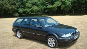 03.07.18 Rover 416SE Tourer 014