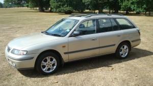 01.08.18 Mazda 626 Estate 008