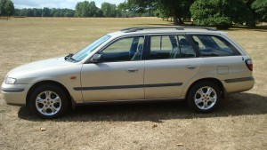 01.08.18 Mazda 626 Estate 009