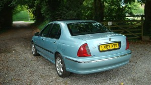 14.08.18 Rover 45 Connie -MG ZS 013