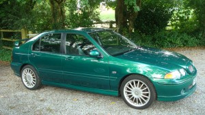 14.08.18 Rover 45 Connie -MG ZS 027