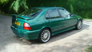 14.08.18 Rover 45 Connie -MG ZS 035