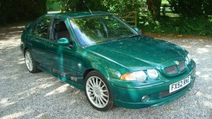 14.08.18 Rover 45 Connie -MG ZS 039