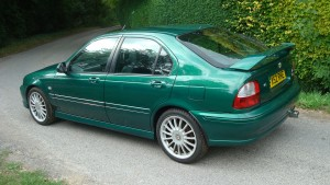 14.08.18 Rover 45 Connie -MG ZS 040