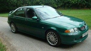 14.08.18 Rover 45 Connie -MG ZS 043