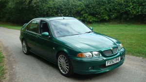 14.08.18 Rover 45 Connie -MG ZS 044