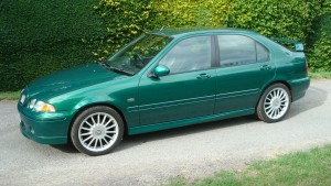 14.08.18 Rover 45 Connie -MG ZS 046