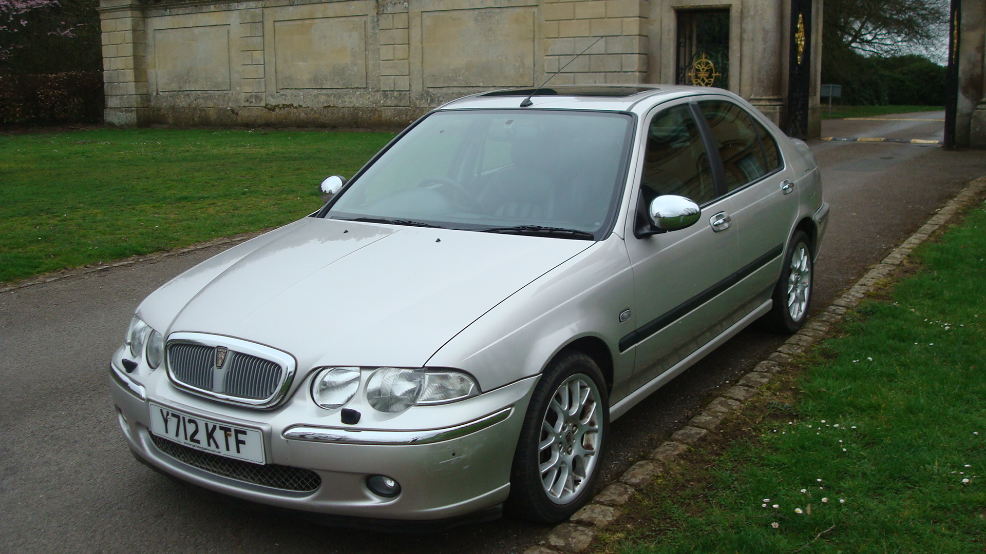 Mercedes Benz Oil Change >> Rover 45 2.0 V6 Connoisseur Saloon - Country Classics ...
